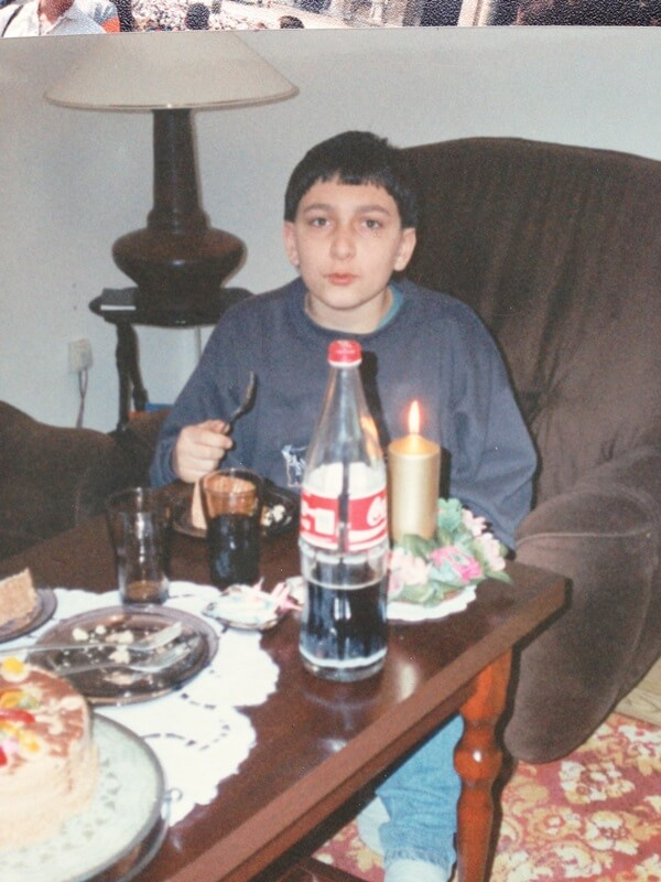 Mam 12 lat i pewnego dnia będę sławny…