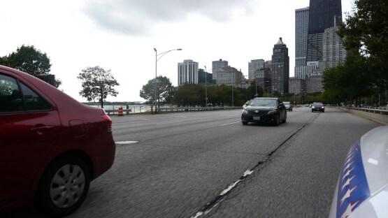 Po powrocie do Chicago nie miałem dużo czasu na zwiedzanie miasta. Musiałem wracać do NYC.