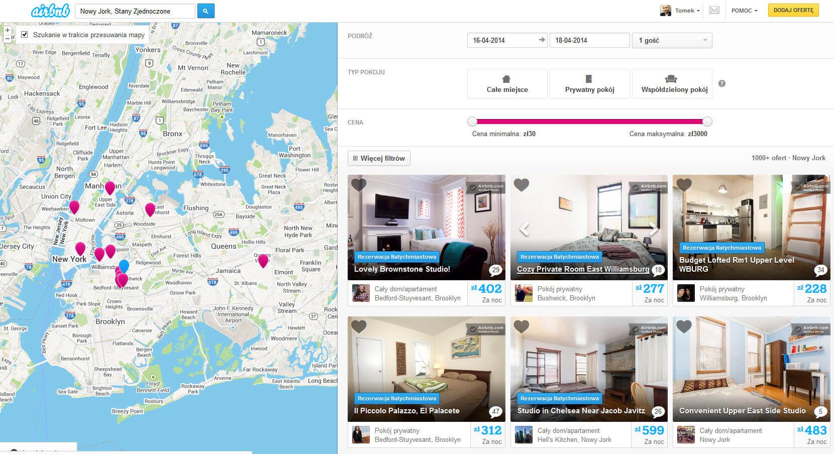airbnb-serwis