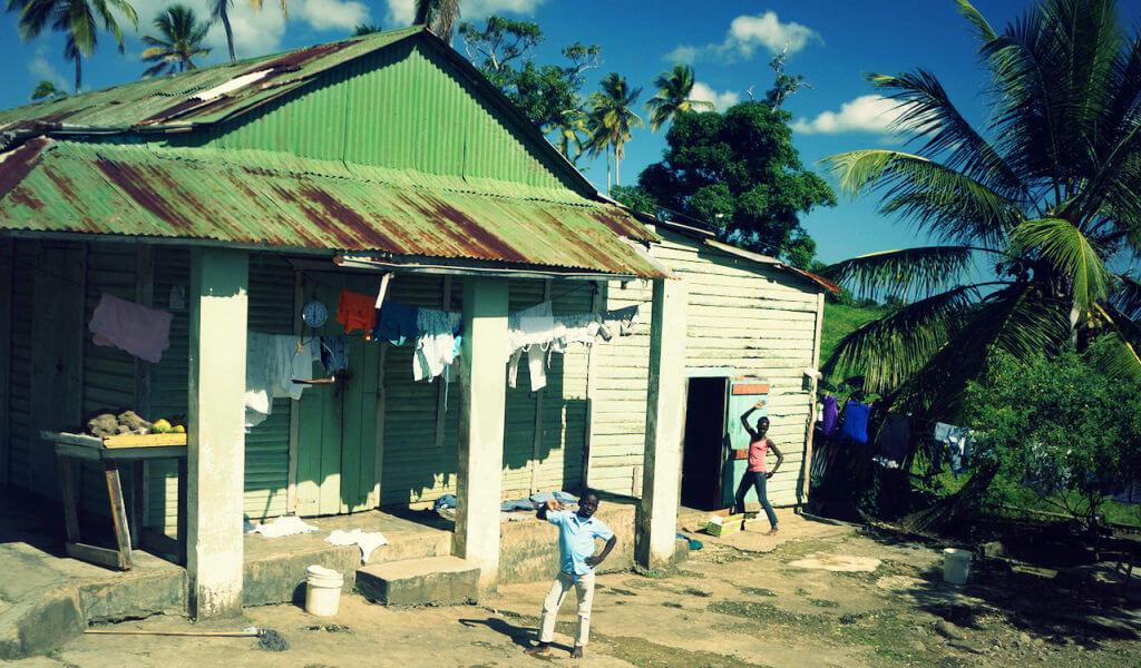 Bieda. To słowo określa status życia przeciętnego dominikańczyka.