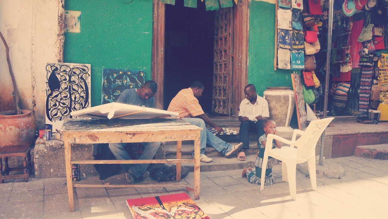ulica tanzania