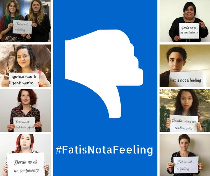 fat is not a feeling czuje sie grubo
