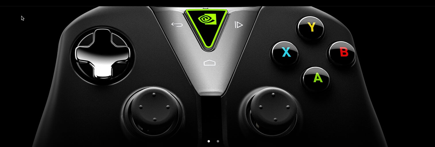 nvidia shield test recenzja