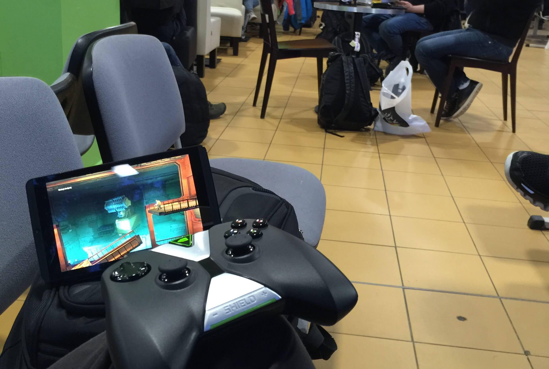 shield tablet test