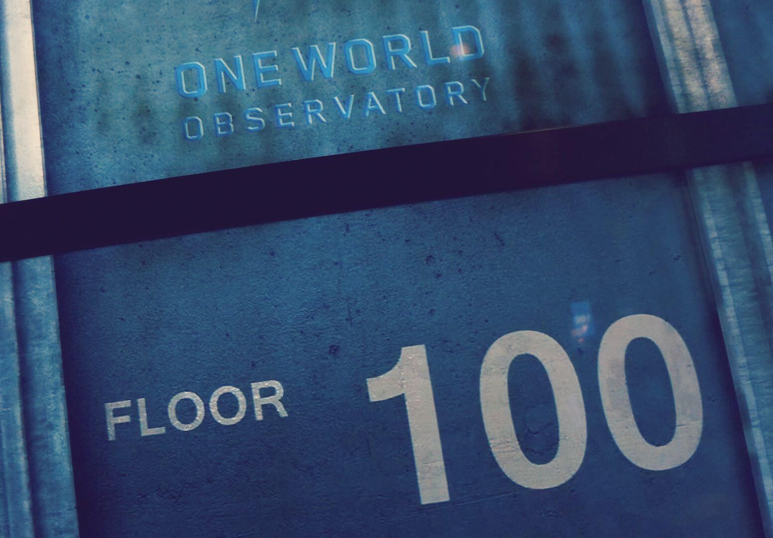 floor 100 wtc
