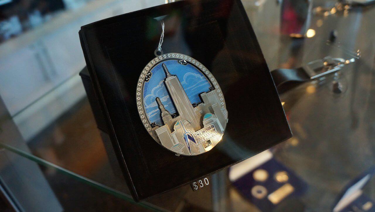 wtc medalion