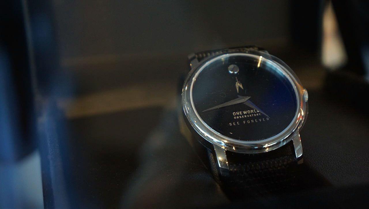 zegarek wtc