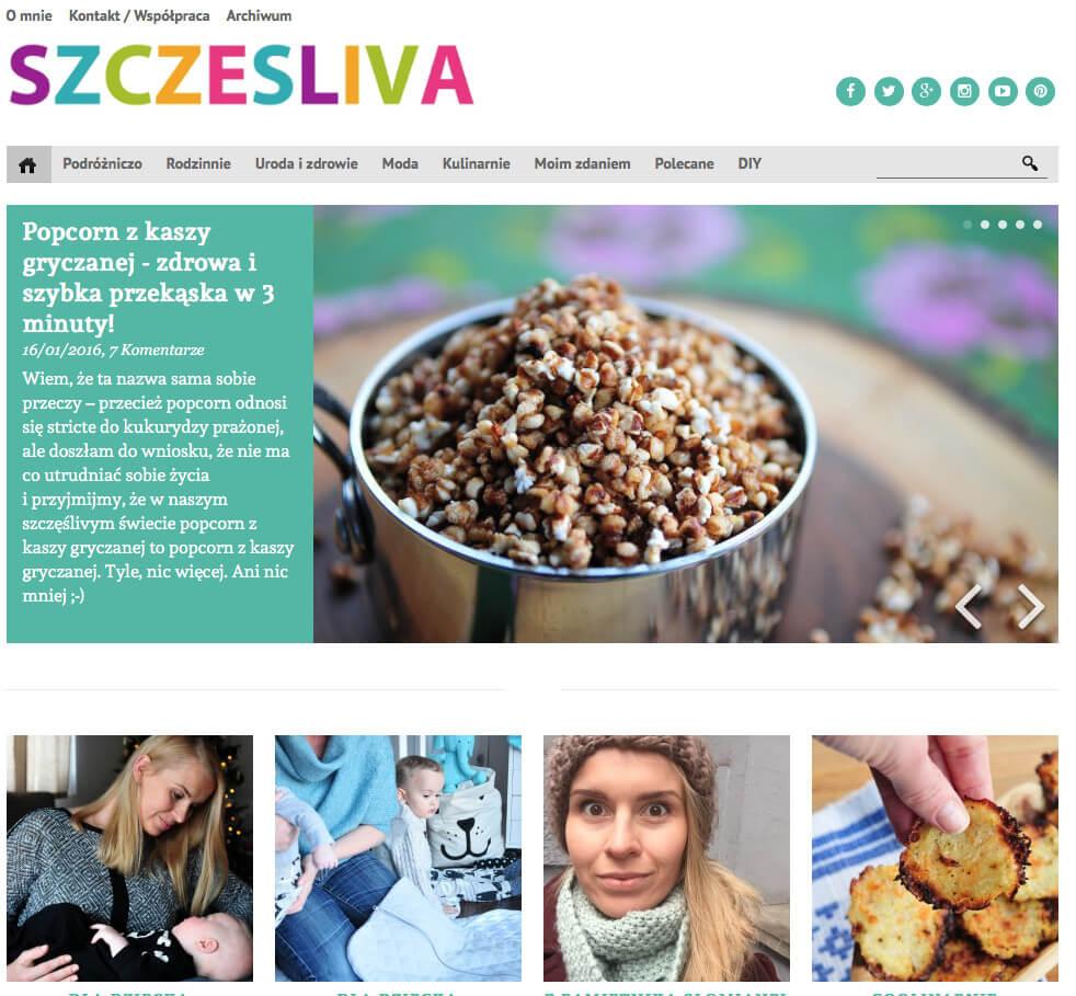 szczesliva - Slow Life. Slow Food. Slow family living. Blog parentingowy, lifestylowy, z podróżami w tle. Rodzinny kalejdoskop. 2016-01-18 13-37-55