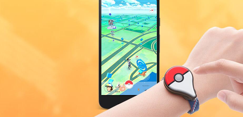 Pokémon GO Plus | Pokémon GO 2016-07-12 19-08-59