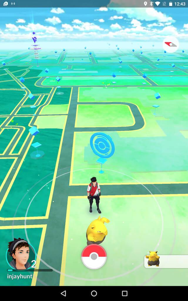 Pokémon GO_20160712_124346