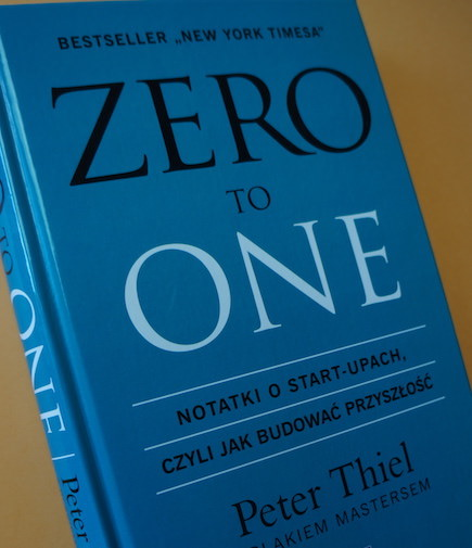 zero to one thiel